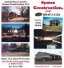 Symco Construction brochure outside